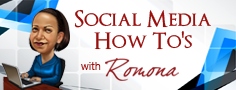 Social Media How To's with Romona | Social Media Training | Social Media Workshops & Seminars | Social Media Management | Washington DC, Maryland & Virginia